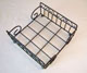 Garden Gate antique brass lunch napkin holder