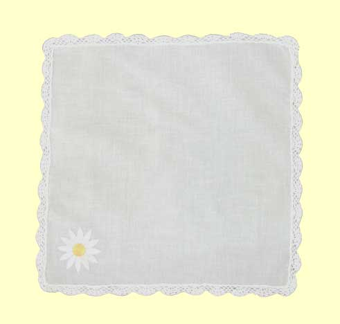Lace Handkerchiefs Collection - Wedding Handkerchiefs, Monogrammed
