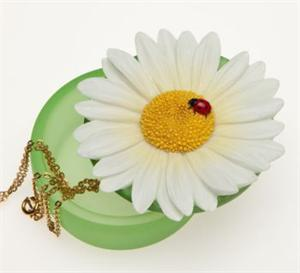 Daisy jewelry box